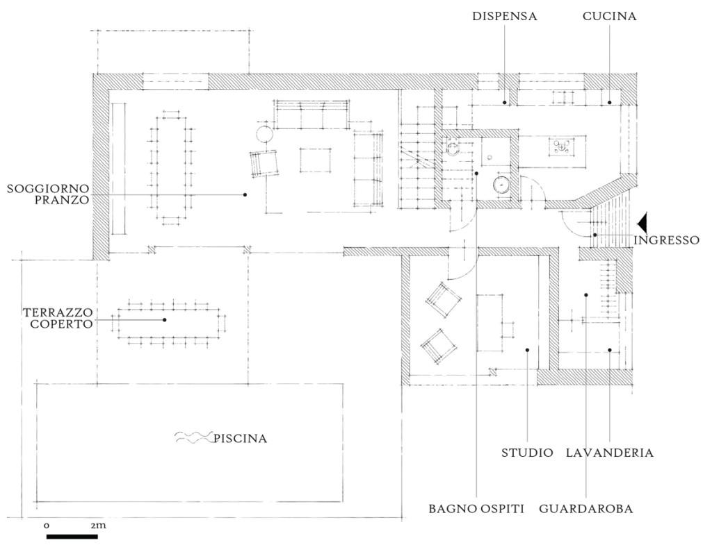 villa linea design il boldesico